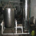 Mesin Penyulingan Minyak Otomatis (Destilasi Minyak Atsiri)