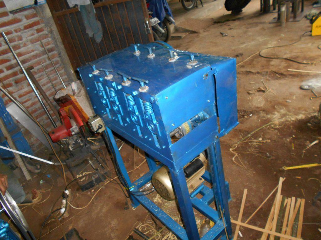 mesin pengirat bambu cepat Toko Mesin Usaha Graha Mesin
