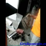 Mesin Pengurai Sabut Kelapa Otomatis (Pengolah Sabut Kelapa)