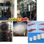 Spesifikasi dan Harga Mesin Produksi Es Tube Terbaru
