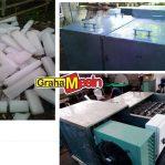 Mesin Es Balok Sistem Pendingin Air Garam (Mesin Produksi Es Balok)