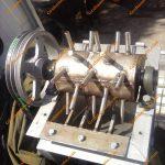 Mesin Penghancur Es Batu Balok Canggih Otomatis