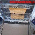 Mesin Pengiris Roti Tawar Cepat dan Otomatis