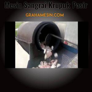 Mesin Penggoreng Krupuk Pasir Murah