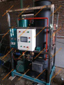Mesin Es Tube: Mesin Usaha Pabrik Es Kristal