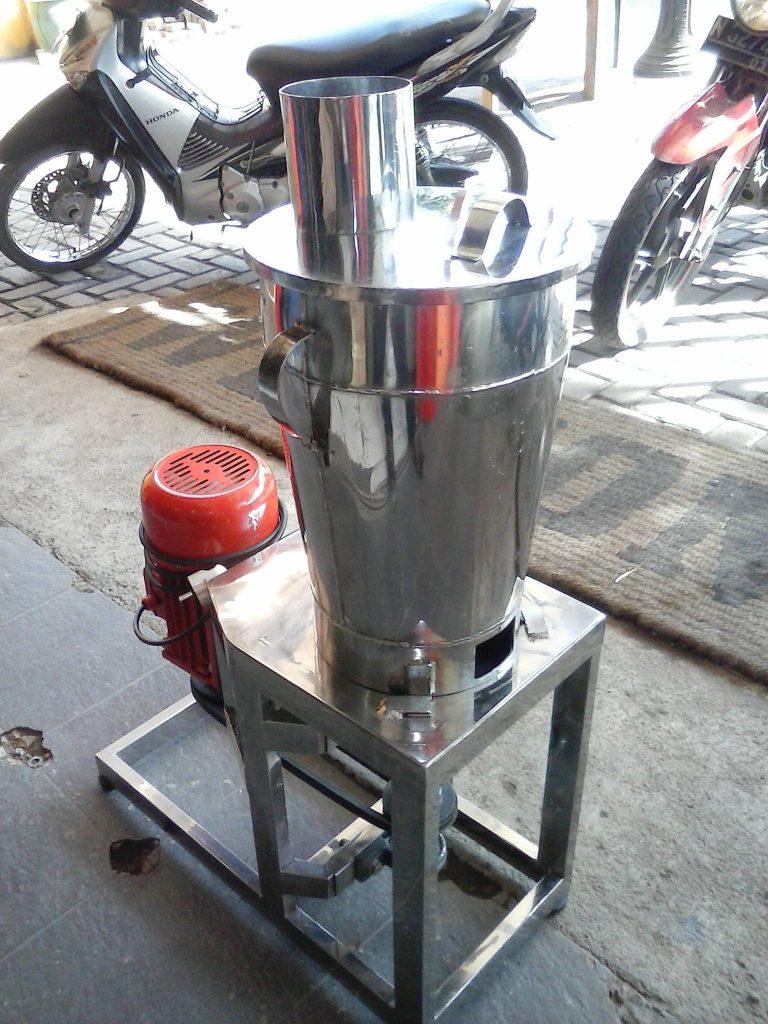 mesin blender buah tanpa penyaring spinner