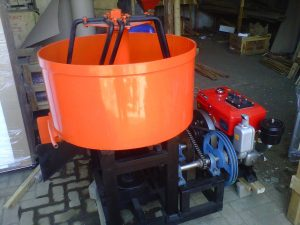 Mesin Mixer Adonan Batako