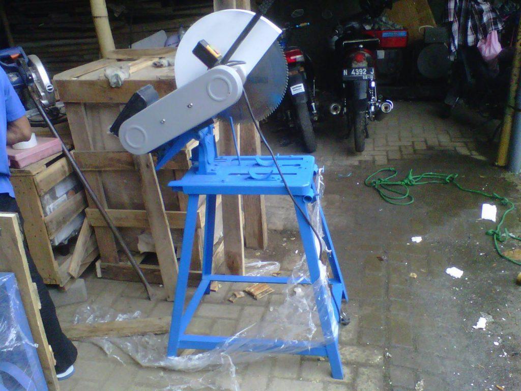 mesin pemotong bambu cepat Graha Mesin