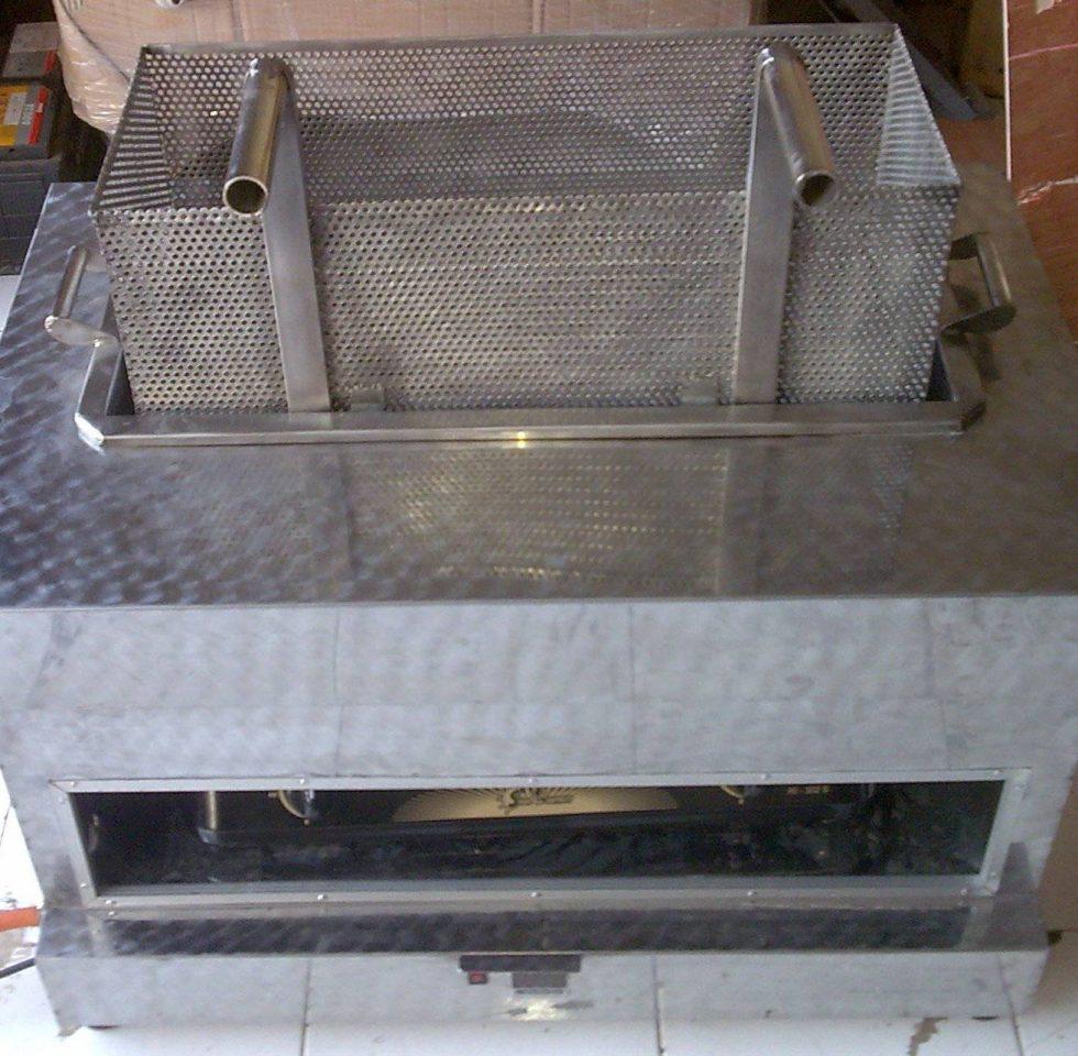 Mesin Penggorengan Deep Fryer