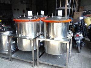 Paket Mesin Lengkap Pembuat Minyak Buah Merah