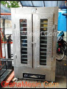 mesin oven pengering 24 rak