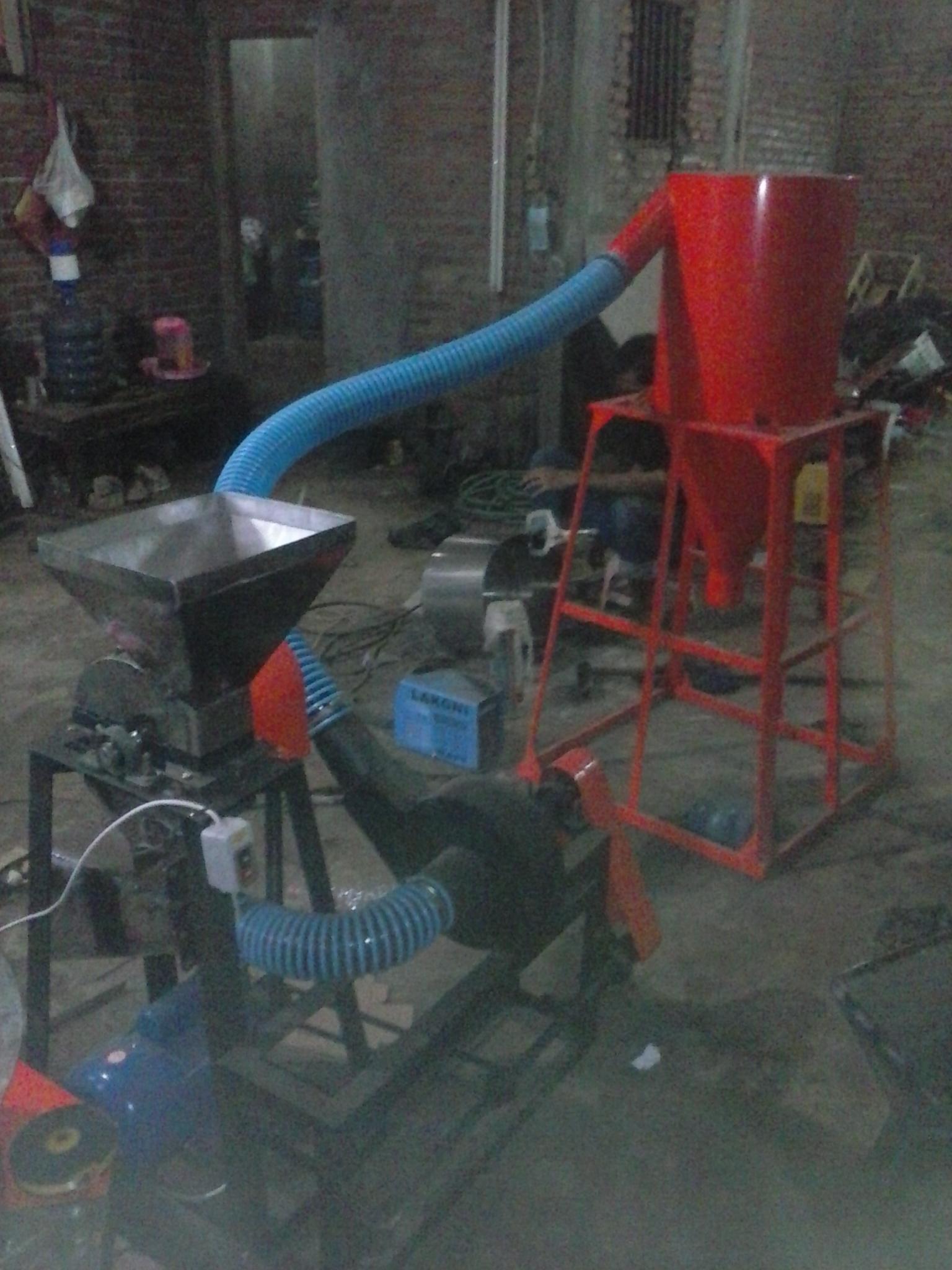 mesin pengolahan kakao multifungsi