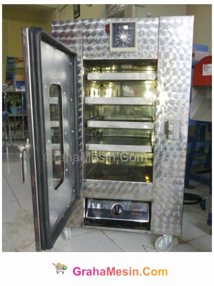 mesin oven ikan
