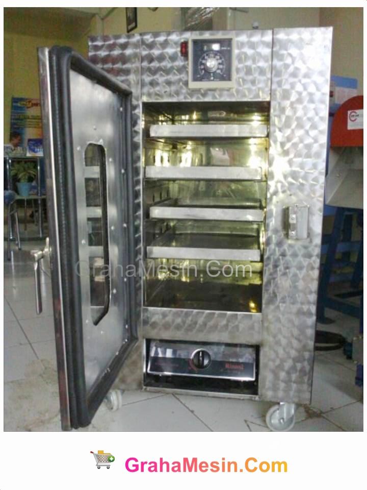 mesin oven ikan