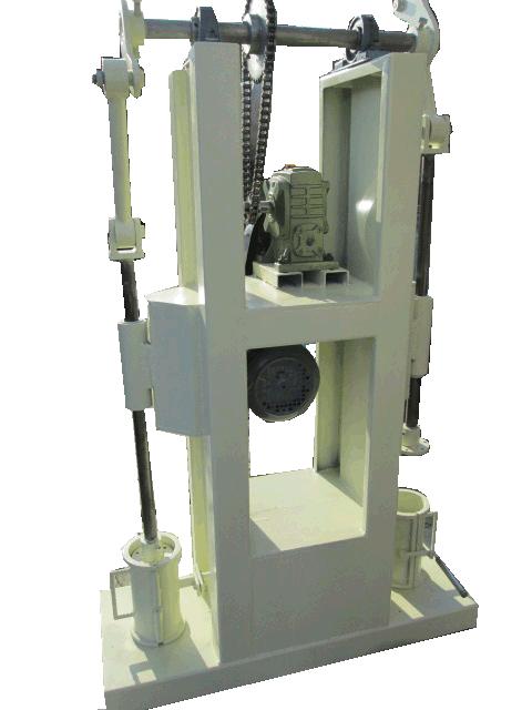 mesin baglog produksi jamur