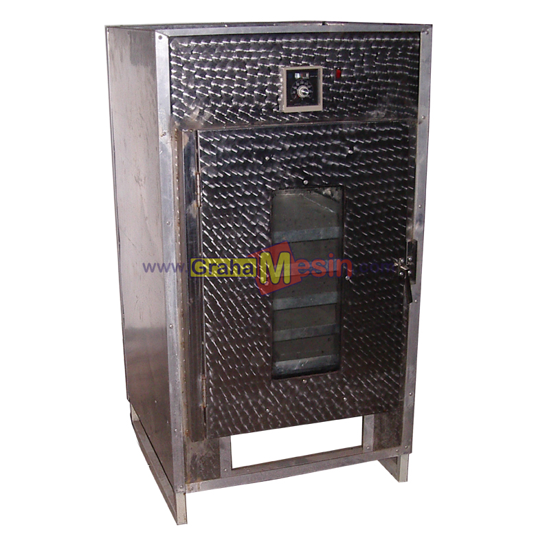 Mesin Oven Pengering Singkong Gaplek - GRAHA MESIN